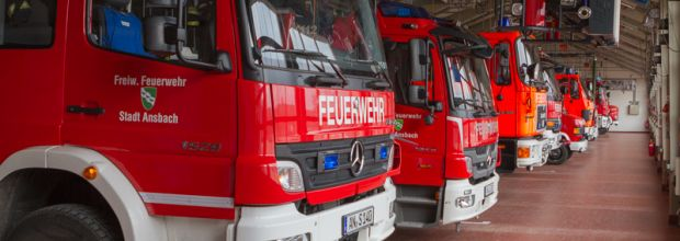 Brand in Altenheim